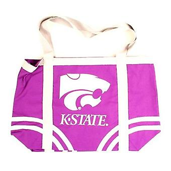 Kansas State Wildcats NCAA Canvas Tote Bag