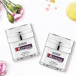 Retinol Cream - Ideal For Ageing, Dry & Acneic Skin - By Neutriherbs - 50ml Cream