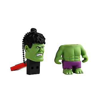 Marvel Avengers Hulk clé USB Memory Stick