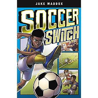 Soccer Switch by Jake Maddox - 9781496536990 Book