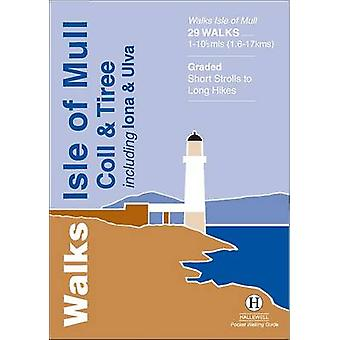 Walks Isle of Mull - Coll and Tiree - 9781872405339 Book