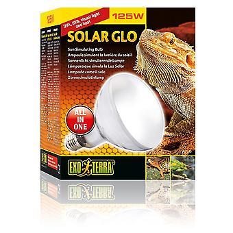 Exo Terra Solar Glo Lamp 125w