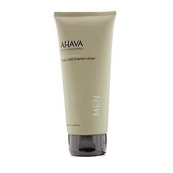 Ahava Time To Energize Foam-free Shaving Cream - 200ml/6.8oz