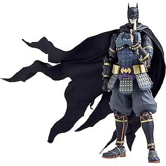 Batman Figma action figure black, printed, made of 100% plastic, in gift wrapping.