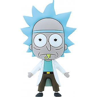 3D Schaum Magnet - Rick & Morty - Rick New 74051