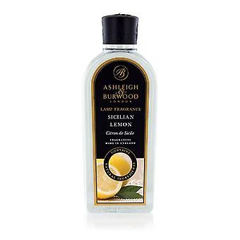 Ashleigh & Burwood 500 ml fragrância Premium para lâmpada de difusão catalítica limão siciliano