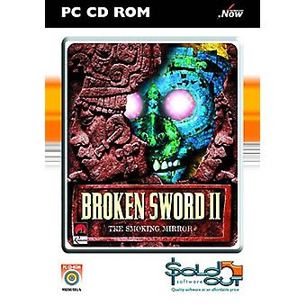 Broken Sword II The Smoking Mirror (PC CD) - Nowość