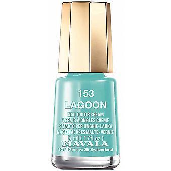 Mavala Mini Nail Color Creme Nail Polacco - Lagoon (153) 5ml