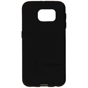 PureGear Slim Shell case para Samsung Galaxy S6-preto