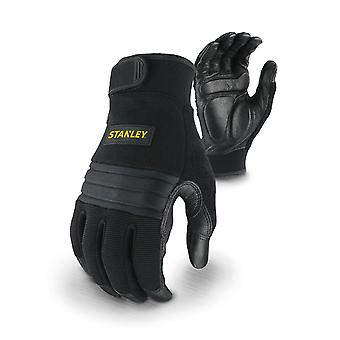 Stanley Unisex Vibration Performance Glove Black