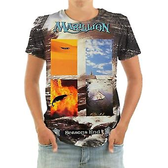 Born2rock-Marillion-seizoen einde-t-shirt