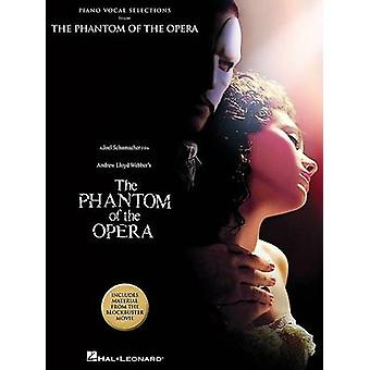 The Phantom of the Opera - Movie Selections by Andrew Lloyd Webber -