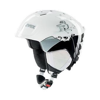 Uvex Manic 3-5 ans Imprimé white yeti