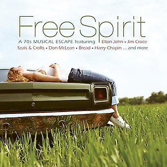 Free Spirit - Free Spirit [CD] USA import