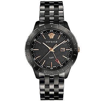 Versace Vebk00618 Univers 43 mm Men ' s Watch