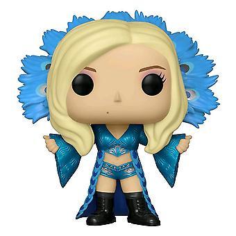 WWE Charlotte Flair Blue US Exclusive Pop! Vinyl