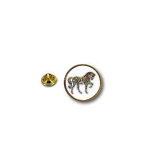 Pine PineS PIN badge PIN-apos; s metal biker biker hest Rose vintage
