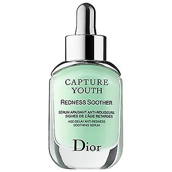 Christian Dior Capture Youth Redness Soother Serum 1oz / 30ml