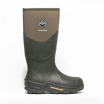 Muck Boots Muckmaster Hi Unisex Wellington Boots Moss