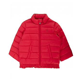Polo Ralph Lauren Childrenswear Lightweight Packable Frilled Jacket