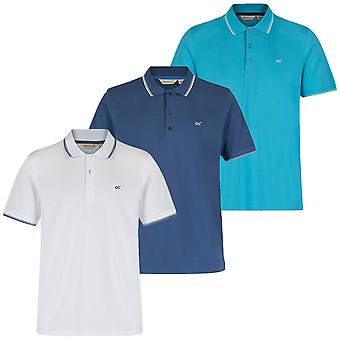 Regatta Herren Kaine Coolweave Dry Relaxed Fit Polo Shirt -