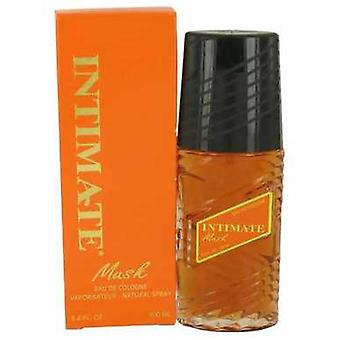 Intieme Musk door Jean Philippe Eau de Cologne Natural Spray 3,6 oz (vrouwen) V728-423518