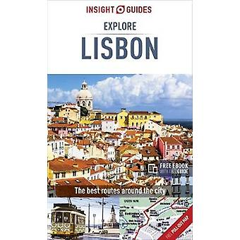 Insight Guides Explore Lisbon Travel Guide with Free eBook