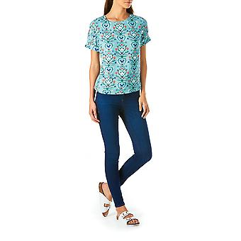 Sugarhill Boutique Hilary Butterfly Fiesta Top
