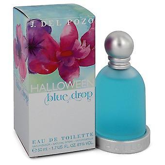Halloween Blue Drop Eau De Toilette Spray By Jesus Del Pozo   547829 50 ml