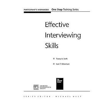 مهارات إجراء المقابلات الفعالة-المصنف المشترك قبل تريسي ألف سويسري