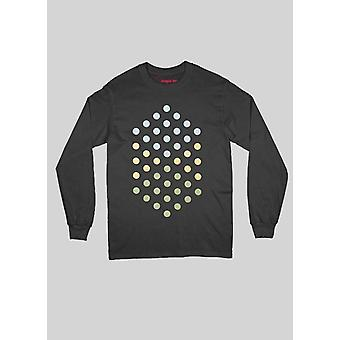Focus black full sleeves t-shirts