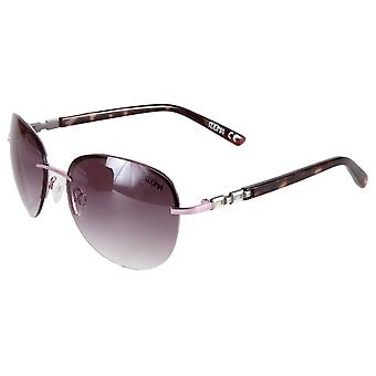 Suuna Rimless Metal Sunglasses - Pink