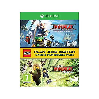 LEGO Games The LEGO Ninjago Movie Double Pack Xbox One