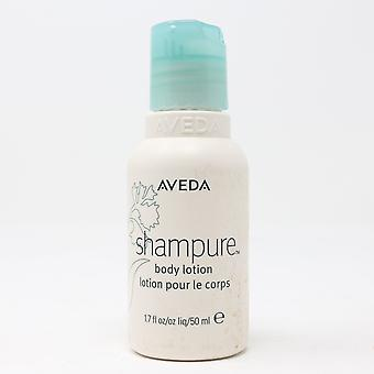 Aveda Shampure Body Lotion  1.7oz/50ml New