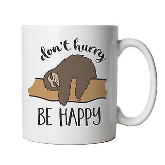 Sloth Be Happy, Mug - Animals Cup Gift