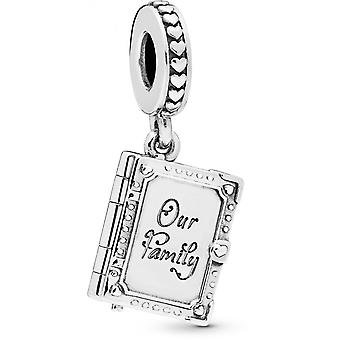 Charms Pandora Family and Friends 798105 - During Silver Family Book