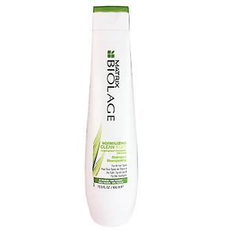 Matrix biolage normalizing cleanreset shampoo for all hair types 13.5 oz