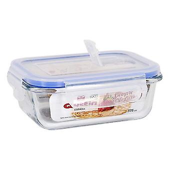 Hermetische lunchbox Quttin/375 cc - 15,3 x 11,5 x 5,8 cm