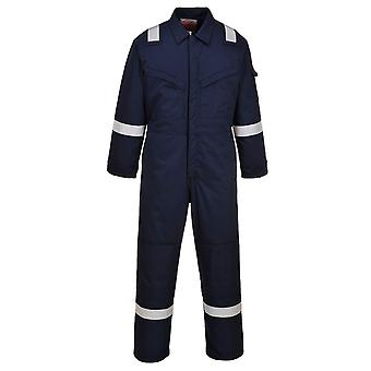 Portwest padded winter anti-static coverall fr52