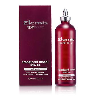 Exotische Frangipani Monoi Body Oil 100ml/3.4oz