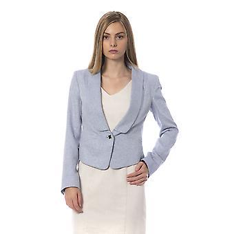 Trussardi Women's Light Blue Jacket