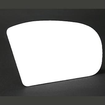 Right Driver Side Stick-On Wing Mirror Glass For Mercedes E-CLASS 2002-2006