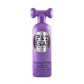 Pet Head Feeling Flaky (Ch. Piel Sensible) 475 Ml (Psy , Pielęgnacja futra , Szampony)