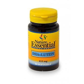 Nature Essential Lutein + Dha 615 Mg. 50 Pearls