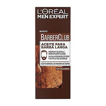 Beard Oil Men Expert Barber Club L'Oreal Make Up (30 ml)