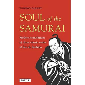 Soul of the Samurai by Thomas Cleary - 9784805312919 Book