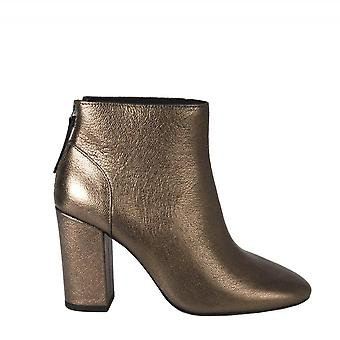 Ash JOY Ankle Boots Stone Leather