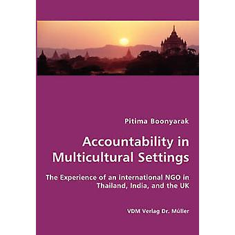 Accountability in Multicultural Settings by Boonyarak & Pitima