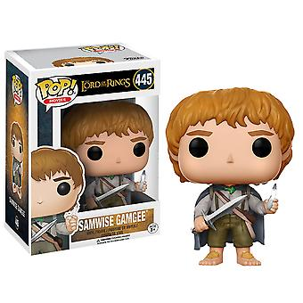 The Lord of the Rings Samwise Gamgee Pop! Vinyl
