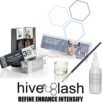 Hive Of Beauty Brow Lash Tinting Starter Mixed Colours Introductie Kit